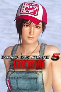 Carátula del juego DEAD OR ALIVE 5 Last Round Mila Overalls de Xbox One