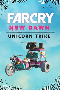 Carátula del juego Far Cry New Dawn - Unicorn Trike