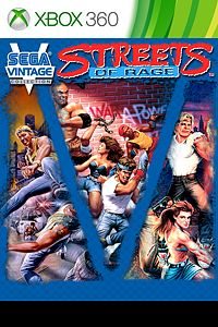 Sega Vintage Collection: Streets of Rage