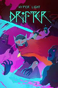 Carátula del juego Hyper Light Drifter