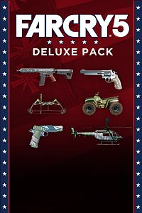 Carátula del juego Far Cry5 Deluxe Pack