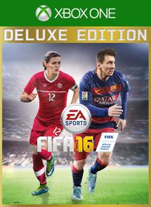 FIFA 16 Deluxe boxshot