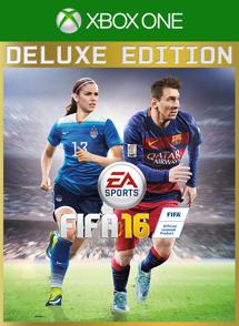 FIFA 16 Deluxe