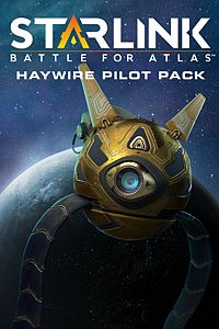 Carátula del juego Starlink Battle for Atlas - Haywire Pilot Pack