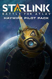 Carátula del juego Starlink Battle for Atlas - Haywire Pilot Pack