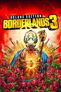 Carátula del juego Borderlands 3 Deluxe Edition Pre-Order
