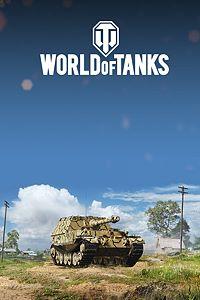 Carátula del juego World of Tanks - Fortress Ferdinand