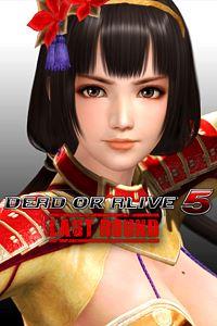 Carátula del juego DOA5LR Character: Naotora Ii