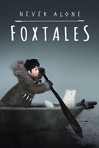 Carátula del juego Never Alone: Foxtales de Xbox One