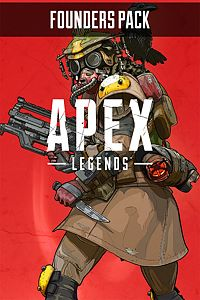 Carátula para el juego Apex Legends Founder's Pack de Xbox 360