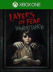 Layers of Fear - Inheritance boxshot