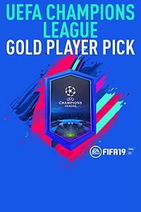 Carátula del juego UEFA CHAMPIONS LEAGUE GOLD PLAYER PICK