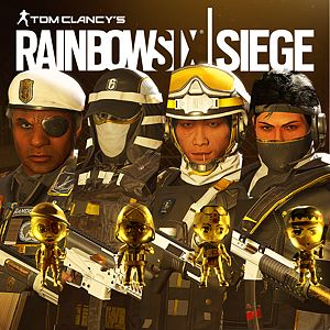 Tom Clancy's Rainbow Six Siege: Pro League Tüm Setler Xbox One