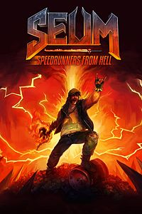 Carátula para el juego SEUM: Speedrunners from Hell de Xbox One