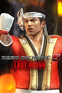 Carátula del juego DEAD OR ALIVE 5 Last Round Akira Halloween Costume 2014