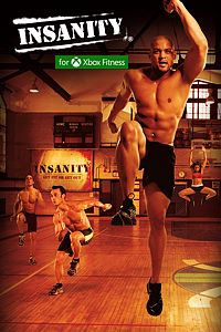 INSANITY® for Xbox Fitness