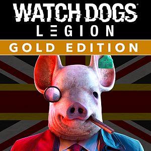 ウォッチドッグス レギオン:ゴールドエディション Xbox One