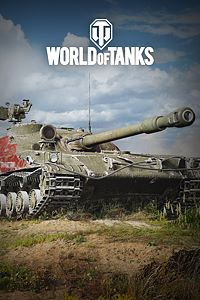 Carátula del juego World of Tanks - STG Guardian Prime