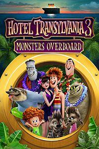 Carátula para el juego Hotel Transylvania 3: Monsters Overboard de Xbox 360