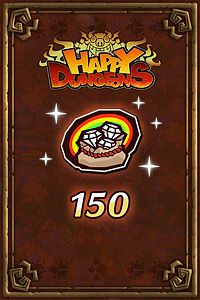 Carátula del juego 150 Happy Jewels de Xbox One