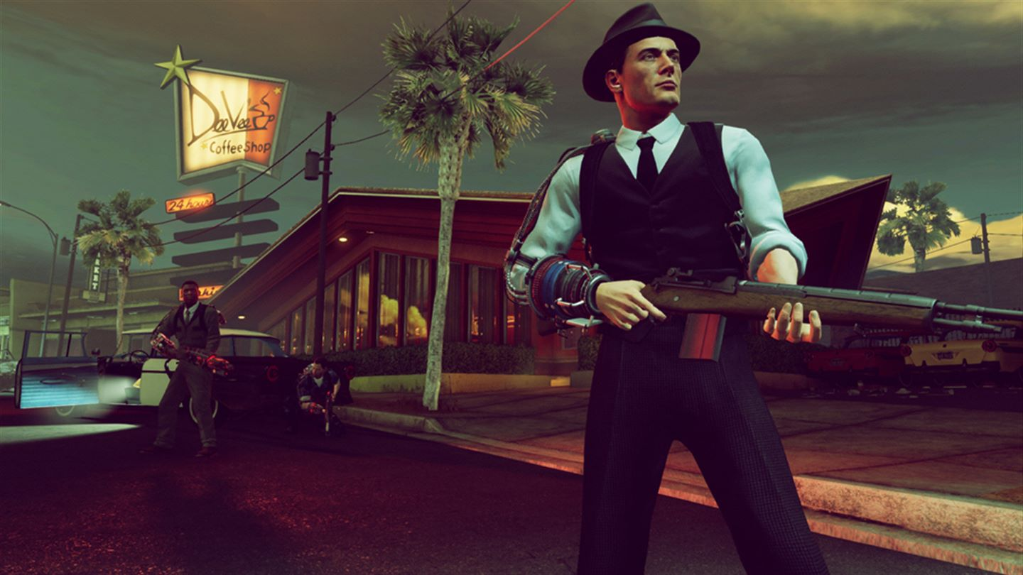 The Bureau: XCOM Declassified Xbox One Screenshot