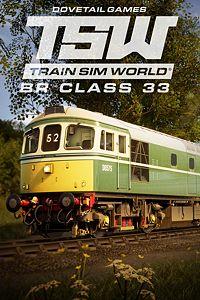 Carátula del juego Train Sim World: BR Class 33