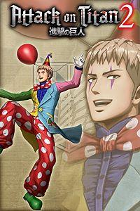 Carátula del juego Additional Jean Costume, Clown