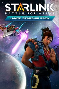 Carátula del juego Starlink: Battle for Atlas - Lance Starship Pack