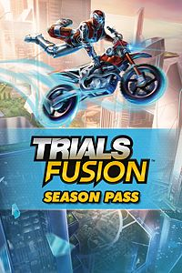 Carátula del juego Trials Fusion Season Pass de Xbox One