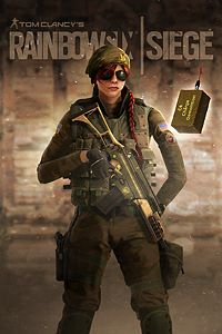 Carátula del juego Tom Clancy's Rainbow Six Siege: Ash Engineering Set