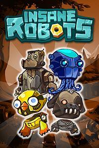 Carátula del juego Insane Robots - Robot Pack 5