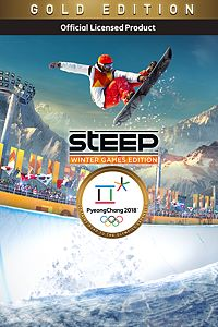 Carátula del juego Steep – Winter Games Gold Edition