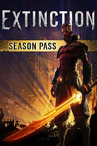 Carátula del juego Extinction: Days of Dolorum Season Pass