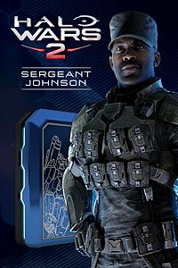 Carátula del juego Sergeant Johnson Leader Pack
