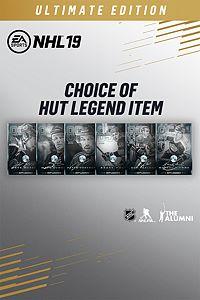 Carátula del juego NHL 19 Ultimate Edition Incentive