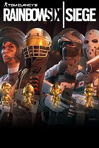 Carátula del juego Tom Clancy's Rainbow Six Siege : Pro League All Sets