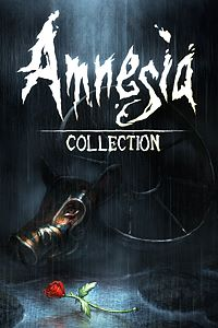 Carátula del juego Amnesia: Collection para Xbox One