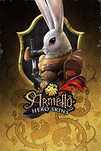Carátula del juego Armello - Far Seeker Amber Hero Skin