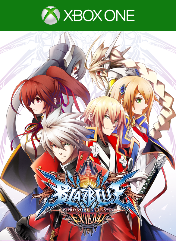 BLAZBLUE CHRONOPHANTASMA EXTEND boxshot