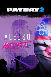 Carátula del juego PAYDAY 2: CRIMEWAVE EDITION - The Alesso Heist de Xbox One