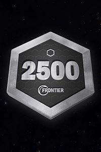 Carátula del juego Frontier Points 2500