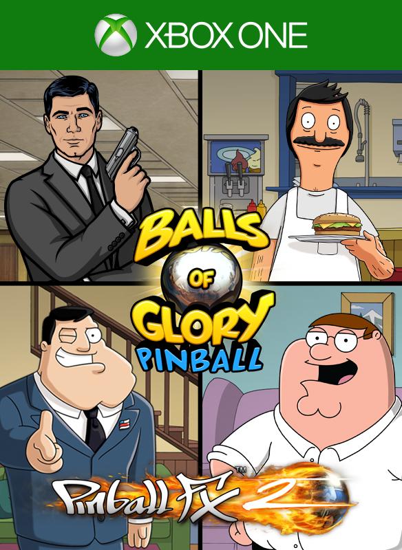 Pinball FX2 Balls of Glory boxshot