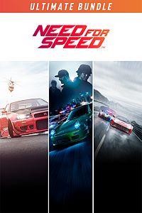 Carátula del juego Need for Speed Ultimate Bundle