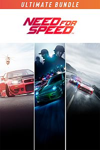 Carátula del juego Need for Speed Ultimate Bundle