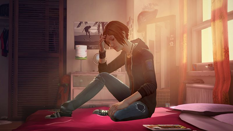 Life is Strange: Before the Storm Deluxe Edition Screenshot