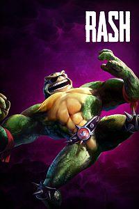 Carátula del juego Rash