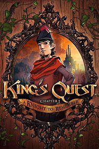 Carátula del juego King's Quest