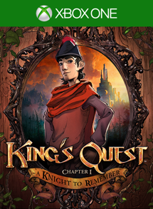 King Quest - Chapter 1: A Knight to Remember