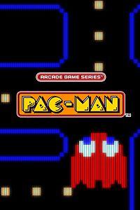 Carátula para el juego ARCADE GAME SERIES: PAC-MAN de Xbox 360