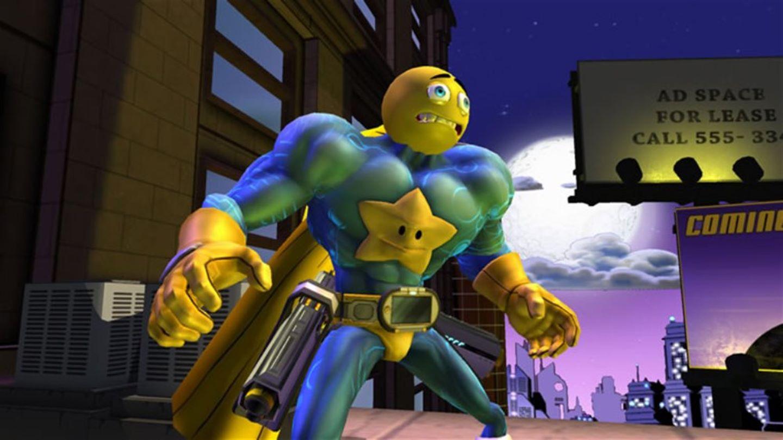 Comic Jumper Screenshot